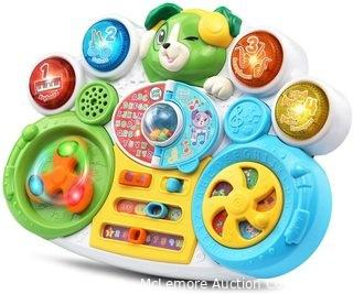 LeapFrog Learn & Groove Mixmaster Scout, Green
