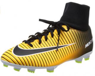 Nike Men's Football Competition Boots, Orange Laser Orange Black White Volt