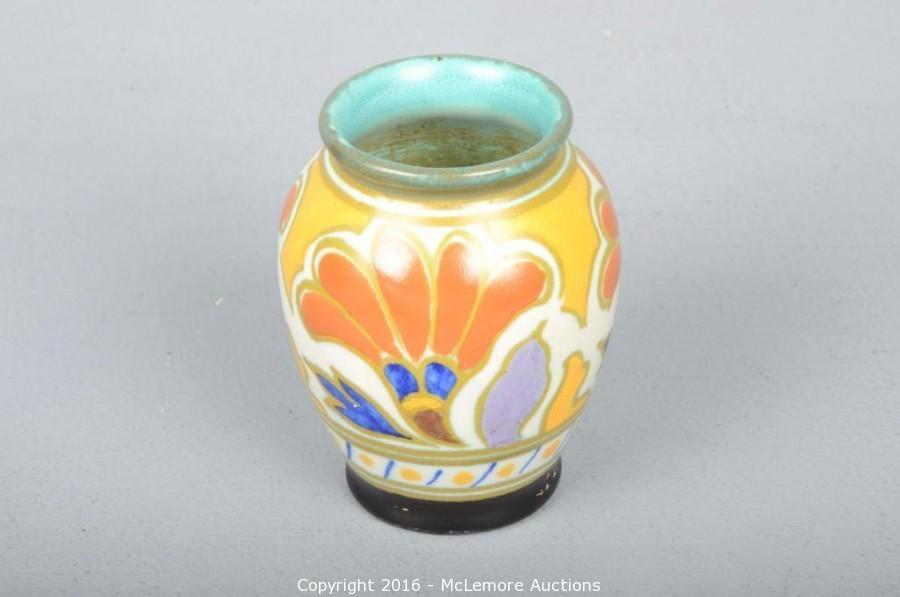 Mclemore Auction Company Auction Fine Art And Decor Item Gouda
